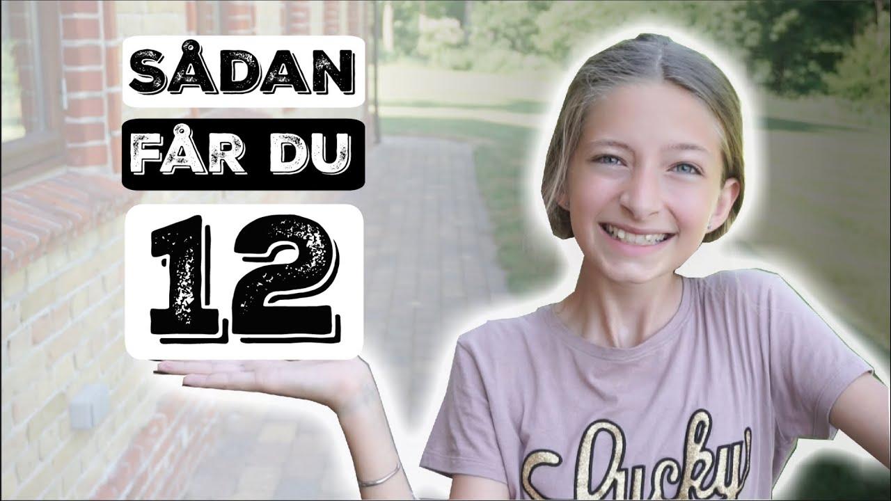 SÅDAN FÅR DU 12