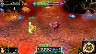 Hazmat Heimerdinger Skin Spotlight League of Legends
