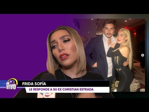 Frida Sofía estalla en exclusiva contra su ex tras el aborto que tuvo - En Vivo