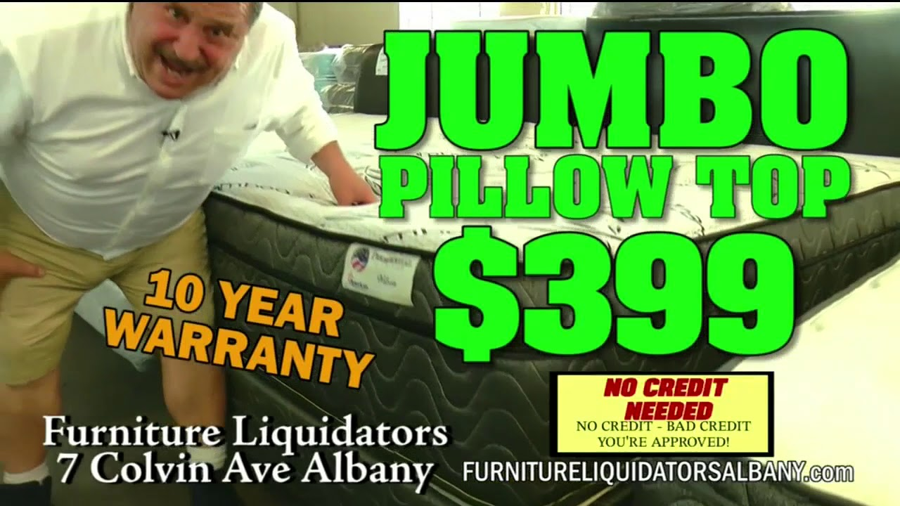 Superstar furniture liquidator guy