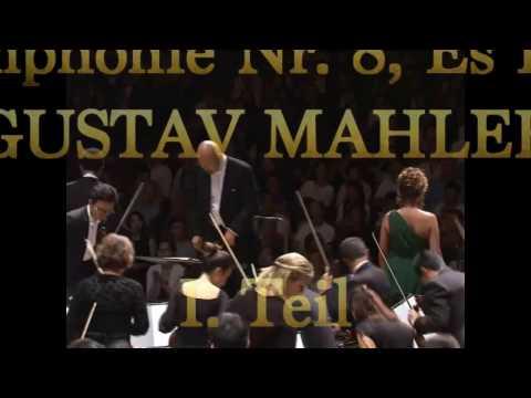 Symphony No. 8 by Gustav Mahler, Part I (Jimmy Chiang, Kapellmeister d. Wiener Sängerknaben)