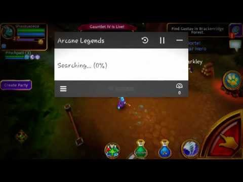 Arcane Legends Hack (root) 2019 - 2020 [100% Real]