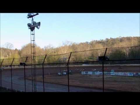 #T17 Trey Watson Racing 4-7-12 Tyler County Speedway