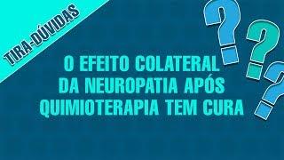 Por neuropatía reaction la ¿desaparece quimioterapia