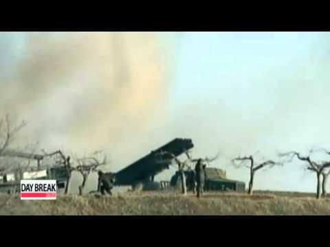 North Korea fires 4 short range missiles on Thursday