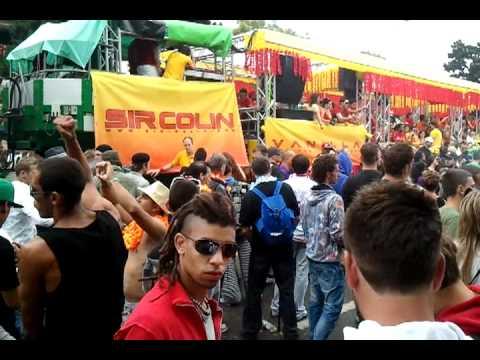 Streetparade 2010 Part5 Sir Colin