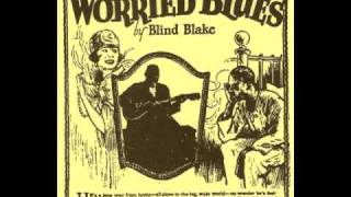 Watch Blind Blake Blakes Worried Blues video