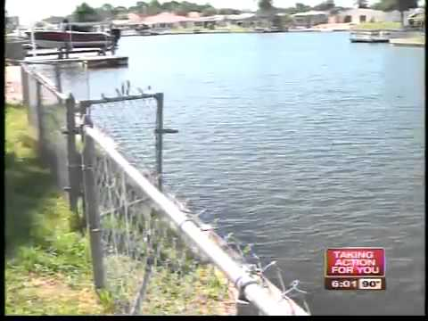 Teen rescues drowning baby