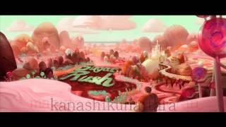 vuclip AKB48 - Sugar Rush (Wreck-it Ralph Soundtrack) [1080p] [Lyrics on screen]