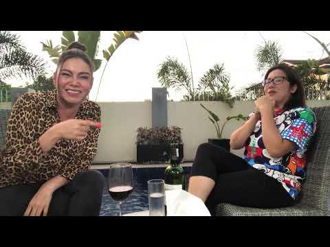 DEAR TEHHH by K BROSAS... the celebrity edition with Ms. Angeline quinto! (Must watch hihi)