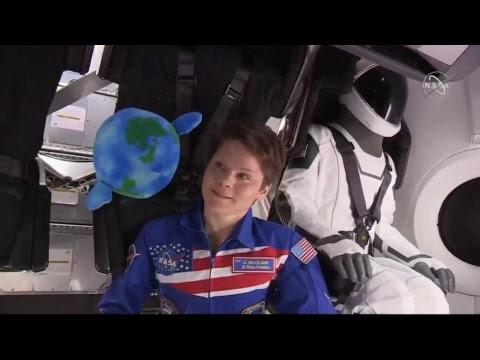 NASA Live - SpaceX (Dragon 2)