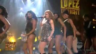 Shakira Give It Up To Me Live Lopez Tonight