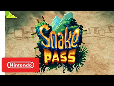 Snake Pass – Nintendo Switch Trailer