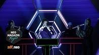 Fraktus - Welcome To The Internet (live) | NEO MAGAZIN ROYALE mit Jan Böhmermann - ZDFneo