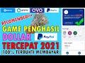 Gambar cover 100% MEMBAYAR - GAME PENGHASIL DOLLAR PAYPAL TERCEPAT 2021 TERBUKTI MEMBAYAR