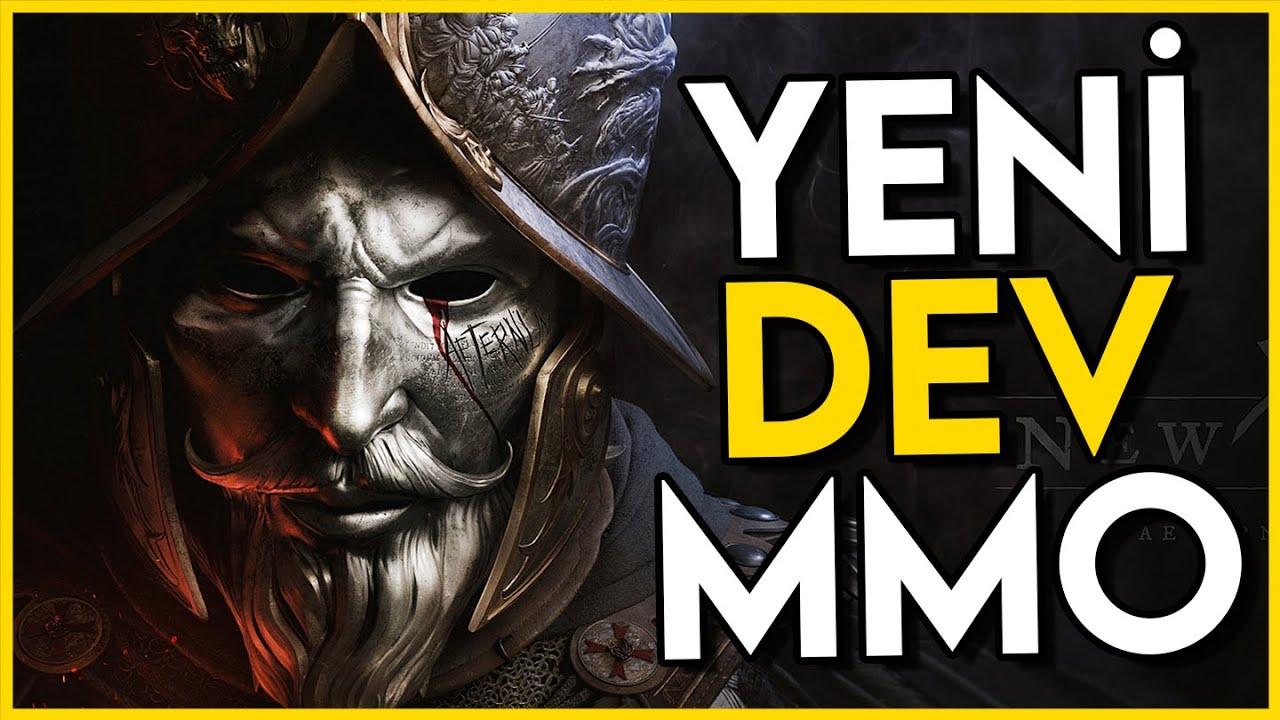 10 Yıllık LoLcü NEW WORLD Oynuyor | Yeni MMORPG