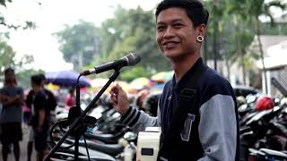 shape of you Indonesian Street Musician Busker
