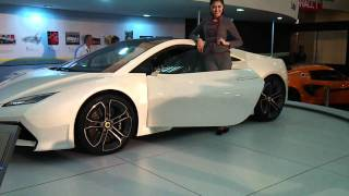 Lotus Esprit 2013 Videos