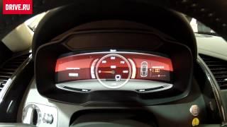 Прототипы Audi в Мюнхене — За кадром