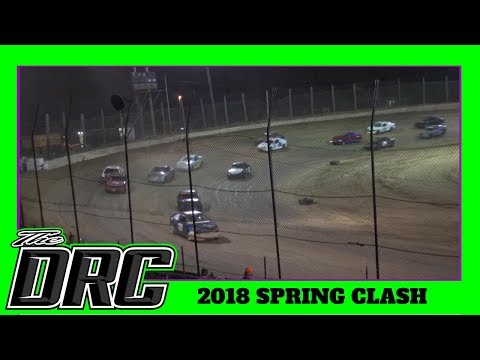 Moler Raceway Park | 5/11/18 | The DRC Compacts | 2018 Spring Clash