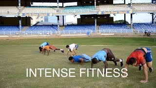 Intense Fitness Training for every Cricketer