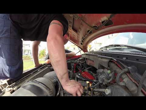 Ford F-150 5.4L 2v P0307 Misfire Under Load: Ignition Coil Replacement