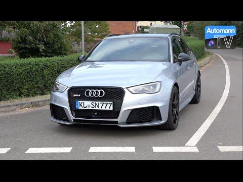 2016 Audi Rs3 Sportback 367hp Drive Sound 60fps