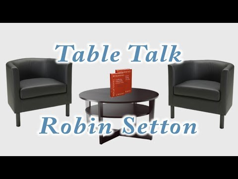 FTI Interpreting: Table Talk with Robin Setton