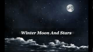 【作業用BGM】~冬の夜空に~ Winter Moon And Stars 【Jazz】