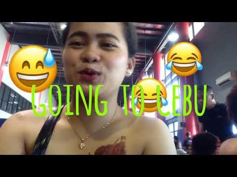 Travel going to Cebu (Vlog)