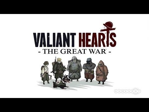 Все предметы в Valiant Hearts:The Great War 100%