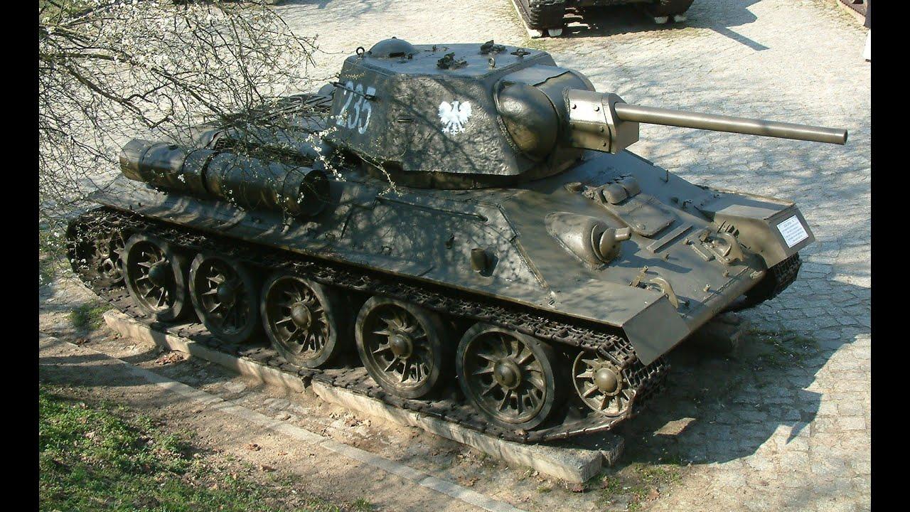 Le T-34, le maître des steppes - Documentaire histoire ...