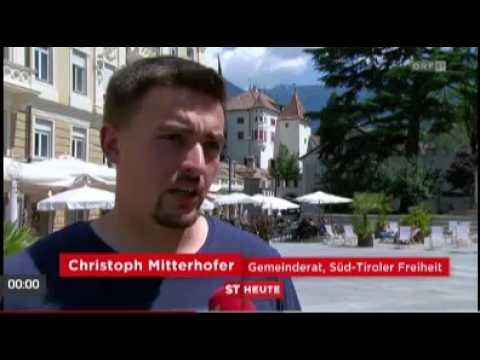 GR Christoph Mitterhofer - Bettlerei in Meran