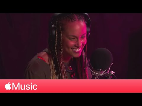 Queen Radio [EXCLUSIVE]: Alicia Keys Tribute To Aretha Franklin, Ep. 3   Beats 1   Apple Music