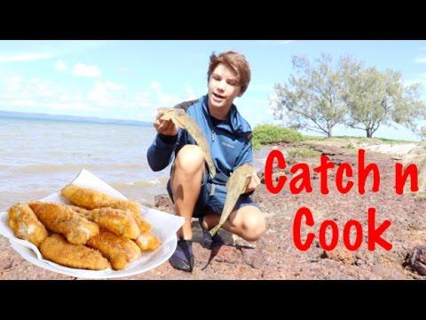 Flathead & Bream - Catch n Cook (Cornflake Crumbed)