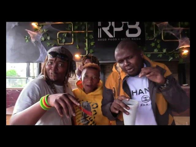 Trio Mio Cheza Kama Wewe Remix ft Mejja x Exray x Nellythegoon  ( SMS
