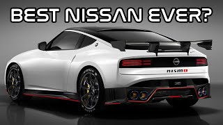 My Thoughts on The NISSAN 400Z!