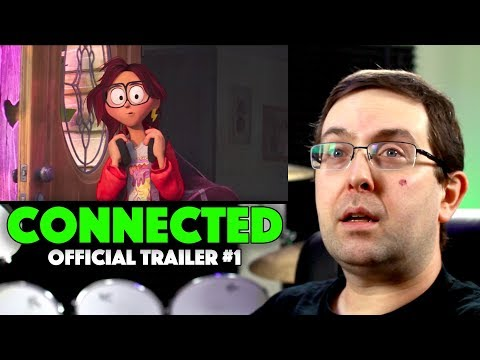 REACTION! Connected Trailer #1 – Olivia Colman Movie 2020