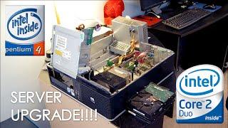 Server Upgrade: Pentium 4 to Core 2 Duo