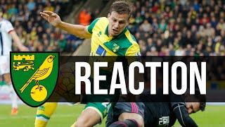 Video Gol Pertandingan Norwich City vs West Bromwich Albion