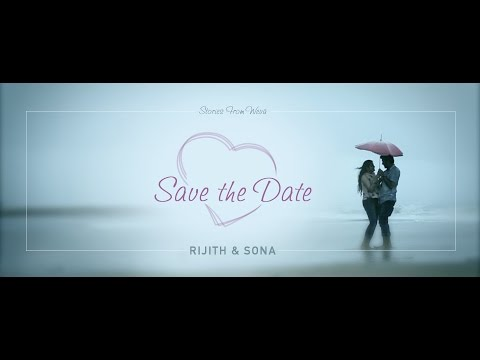 Save The Date Video - 2017