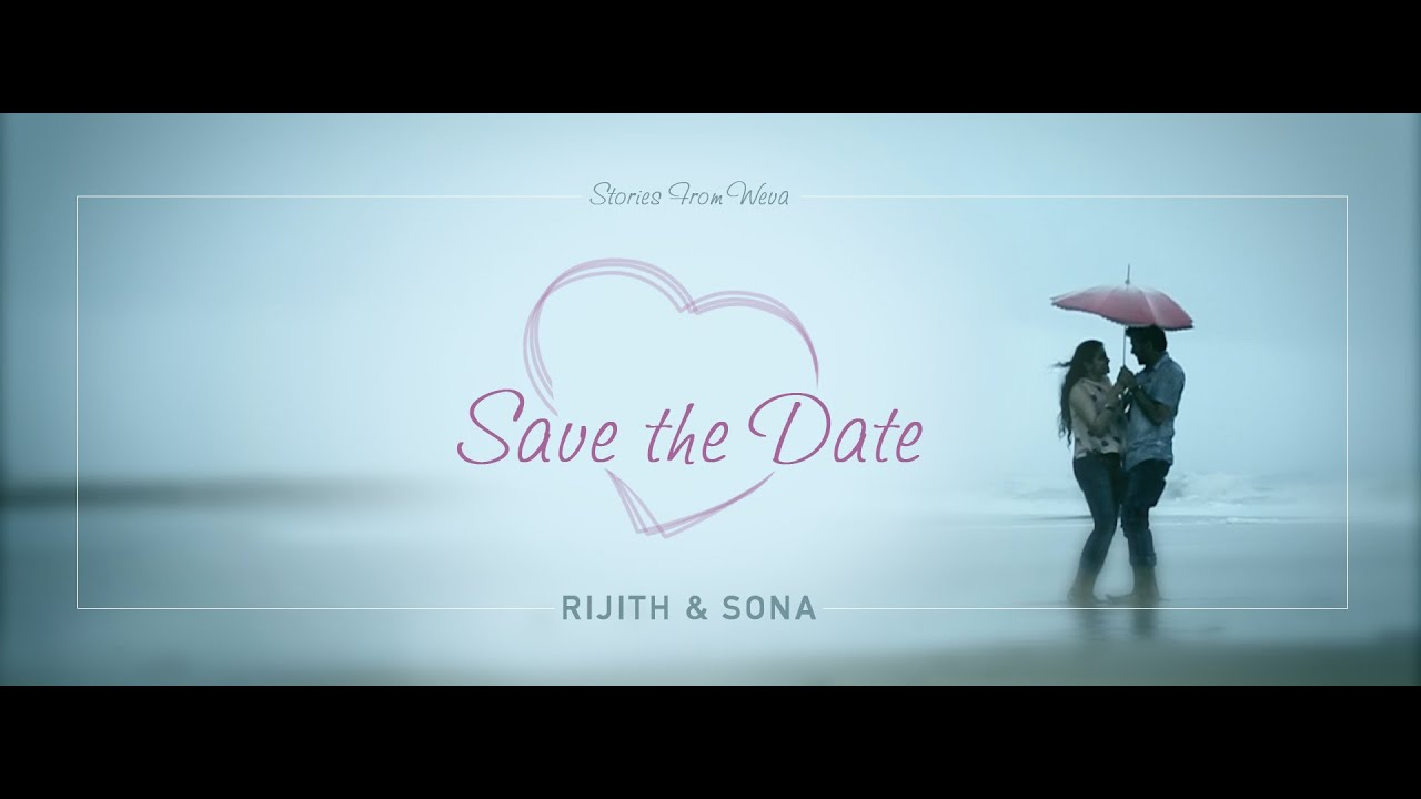 Save The Date Video 2017 Youtube