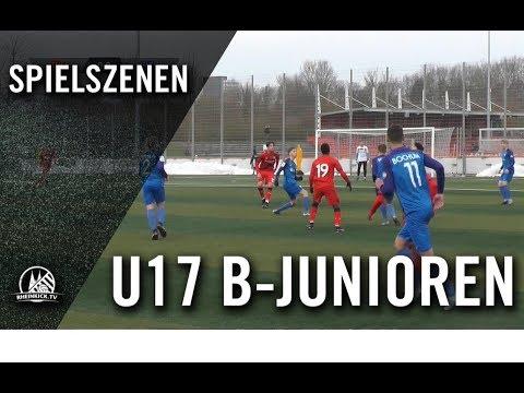 Bayer 04 Leverkusen U17 – VfL Bochum U17 (Testspiel)