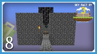 FTB Sky Factory 3 | Wither Fight! | E08 (Modded Skyblock Minecraft 1.10.2)