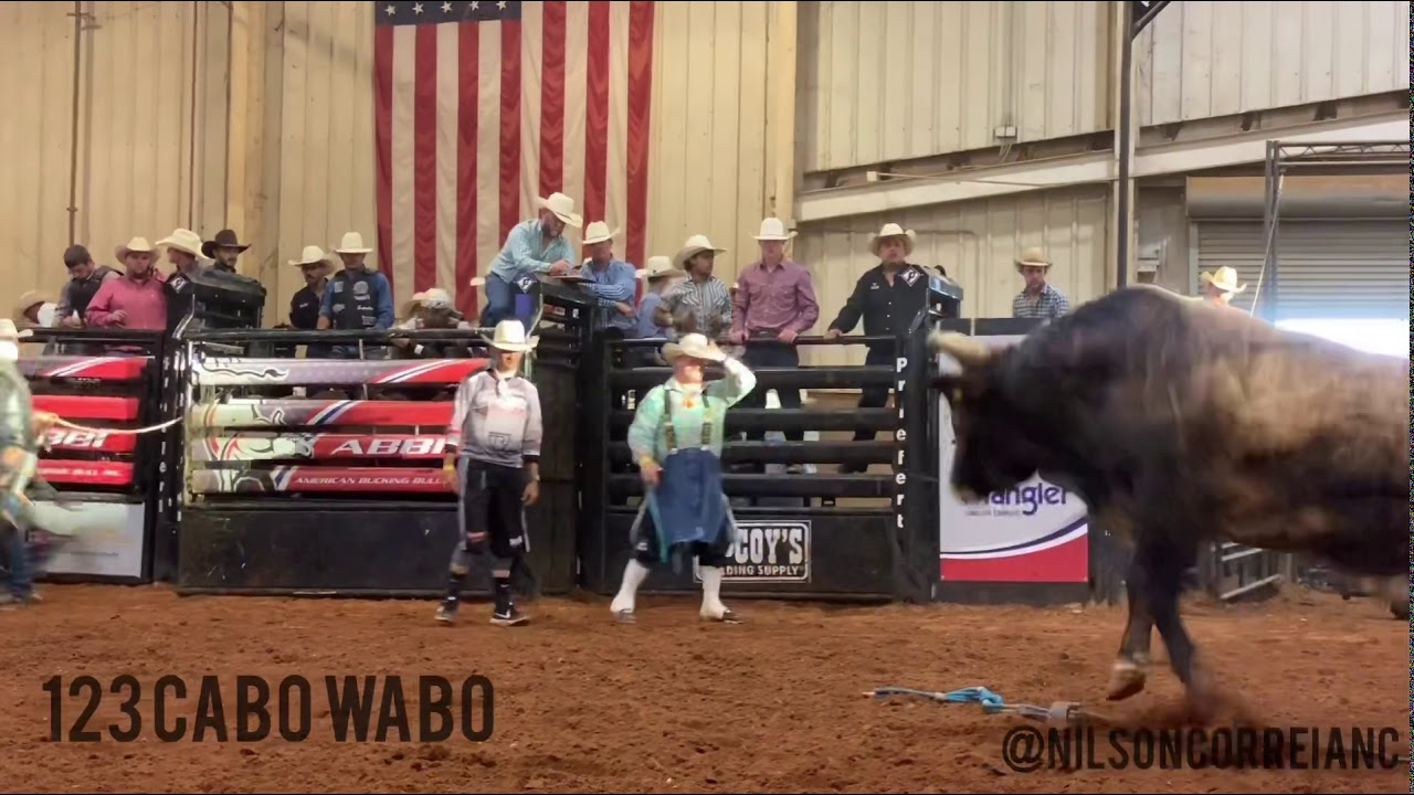 Download Bucking Bulls competition
