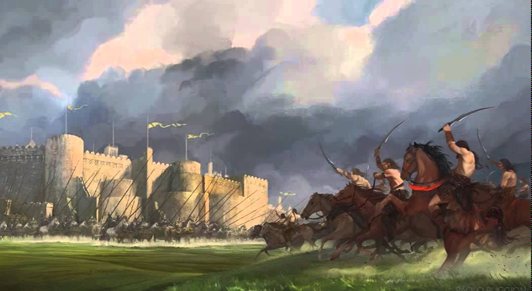 The World of Ice and Fire The Grasslands of Essos YouTube