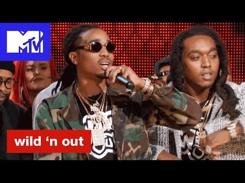 'Migos Got the World Dabbin' & Pipin' It Up' Official Sneak Peek | Wild 'N Out | MTV