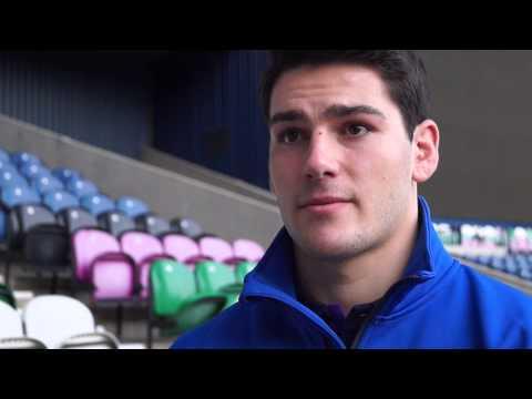 Uncapped Sam Hidalgo-Clyne on Scotland selection for RBS 6 Nations