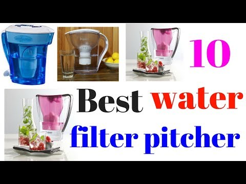 10 Best Water Filter Pitcher