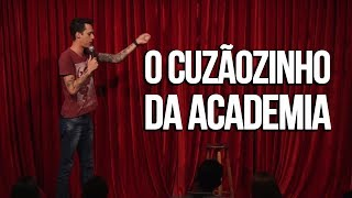 ACADEMIA - PARTE II - STAND UP COMEDY - NIL AGRA